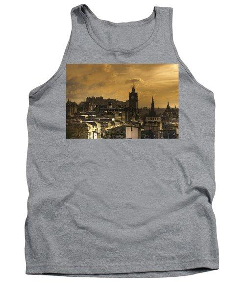 Edinburgh Dusk Tank Top