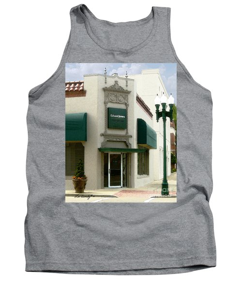 Edwardjones Tank Top