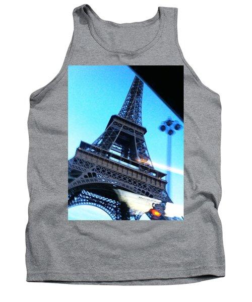 Eiffel In Motion Tank Top