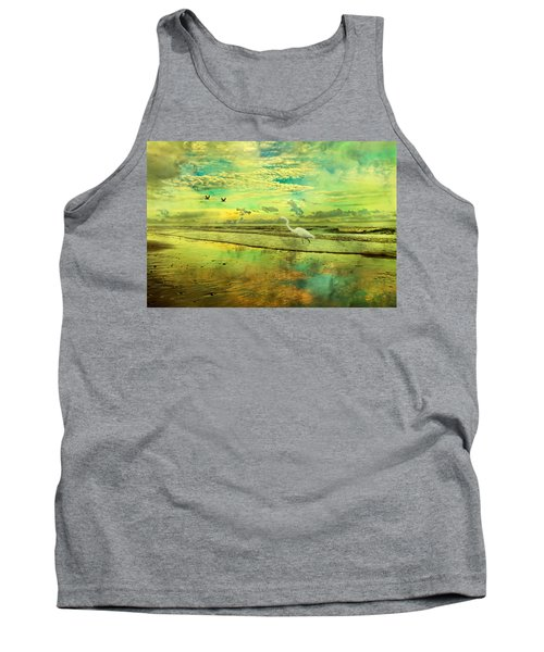 Emerald Evening Tank Top