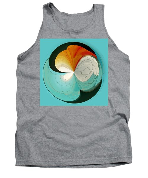 Tank Top featuring the photograph Emp Inspired by Sonya Lang