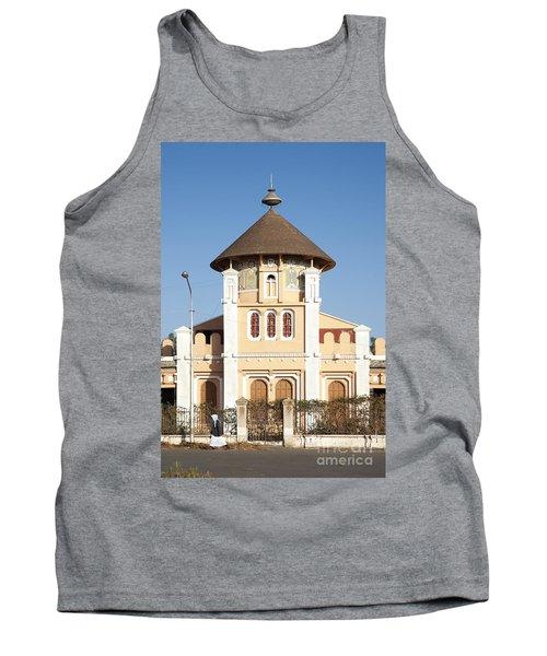 enda Mariam cathedral in asmara eritrea Tank Top