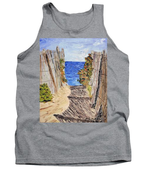Entrance To Summer Tank Top