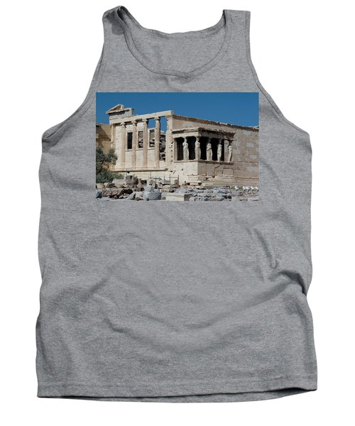 Erechtheion With The Porch Of Maidens Tank Top