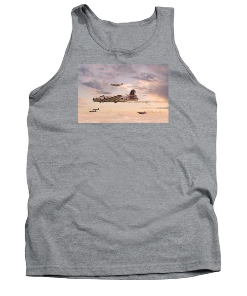 Escort Service Tank Top by Pat Speirs