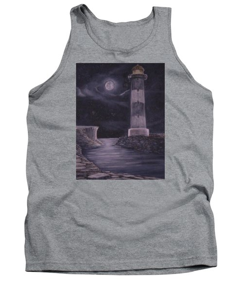 Evening At Point Lookout Tank Top