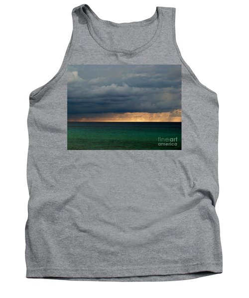 Evening Shadows Tank Top