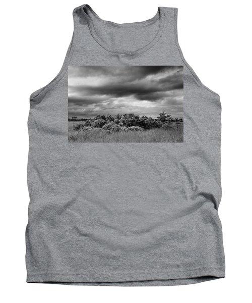 Everglades Storm Bw Tank Top