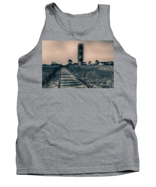Extreme Makeover Lighthouse Edition Tank Top by Tony Cooper