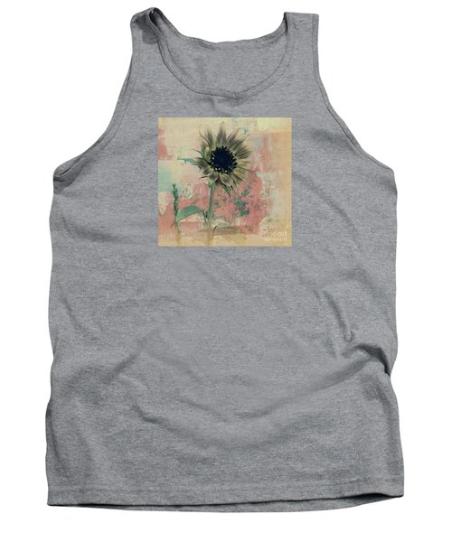 Tank Top featuring the painting Faded Love by Janice Westerberg