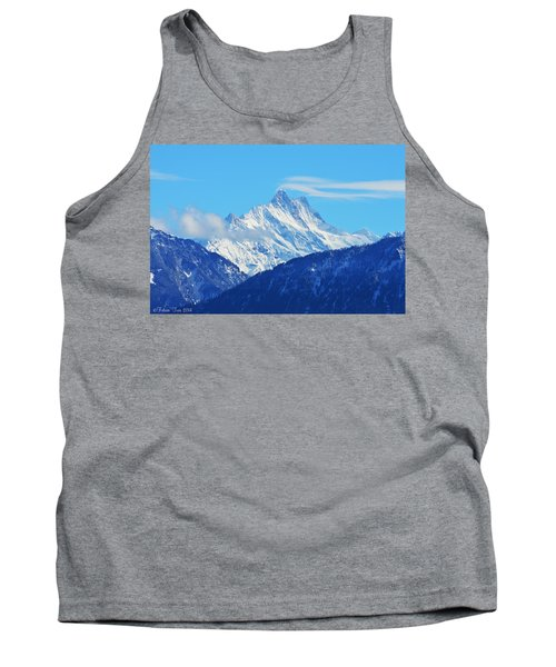 Fairy Tale In Alps Tank Top