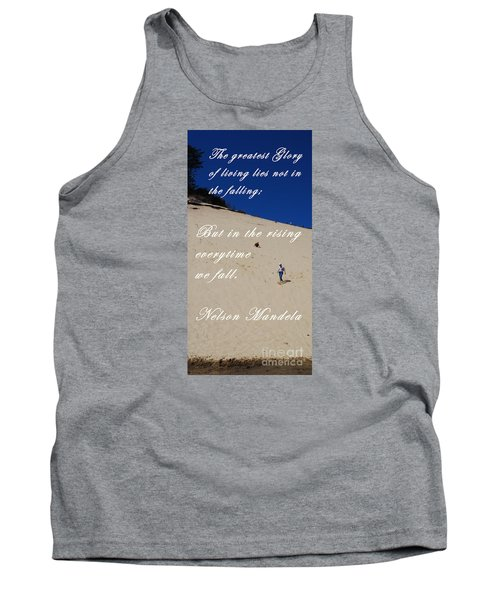 Fall And Rise Tank Top