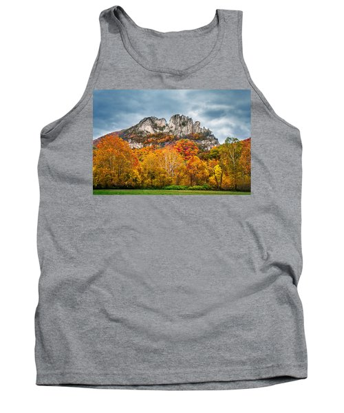 Fall Storm Seneca Rocks Tank Top