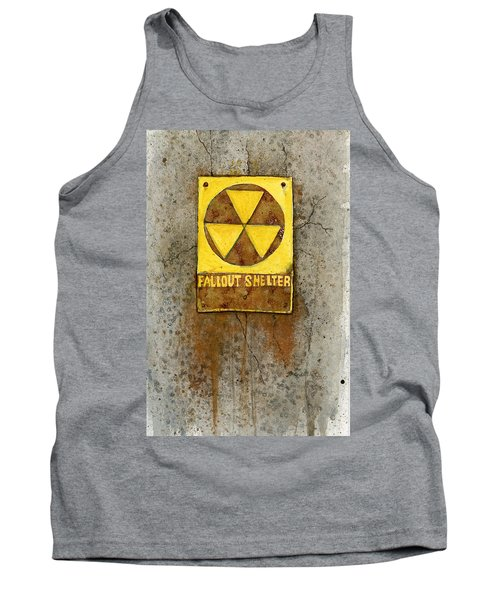 Fallout Shelter #1 Tank Top