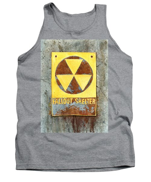 Fallout Shelter #2 Tank Top