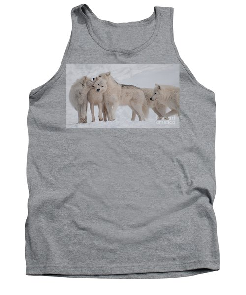 Tank Top featuring the photograph Family Ties by Bianca Nadeau