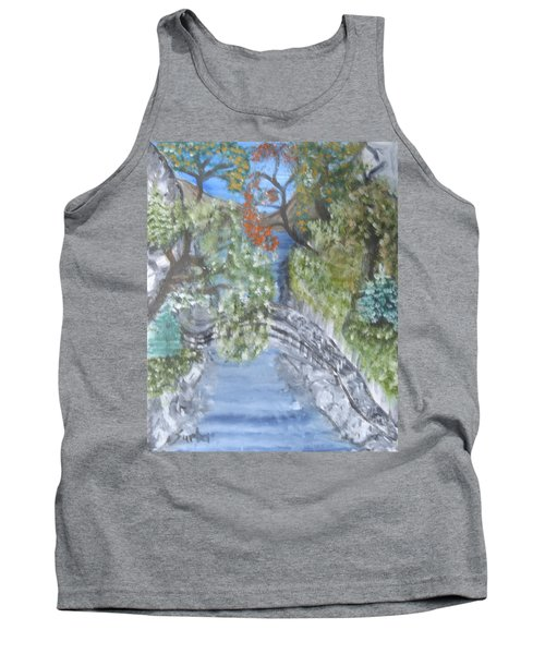 Far Off Place Tank Top