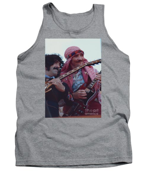 Favorite Of Manny Charlton And Zal Cleminson - Nazareth At Day On The Green 2 - 4th Of July 1979  Tank Top