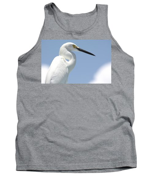 Feathers Tank Top