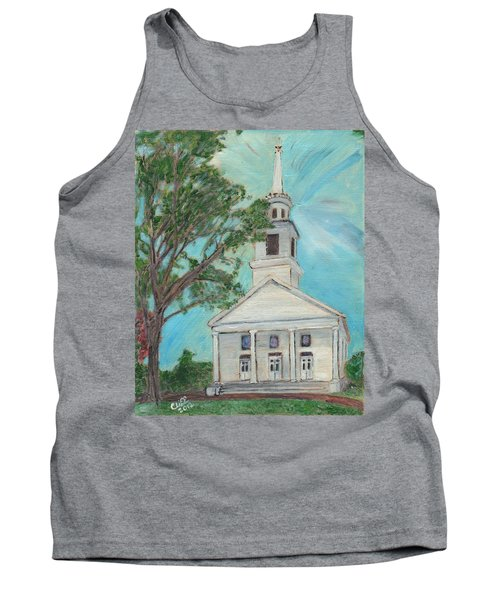 Federated Church Tank Top
