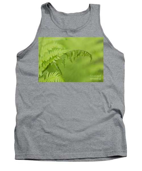 Tank Top featuring the photograph Fern by Alana Ranney