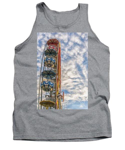 Ferris Wheel Tank Top