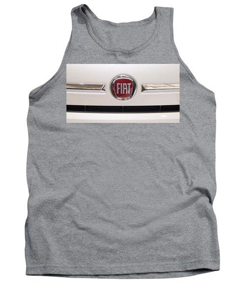 Fiat Logo Tank Top