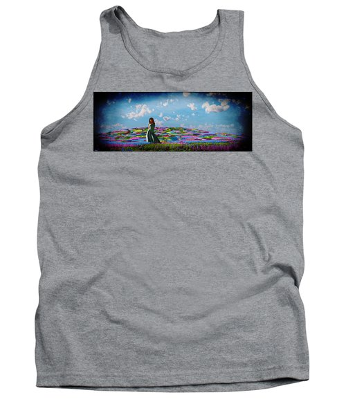 Field Of Flowers... Tank Top