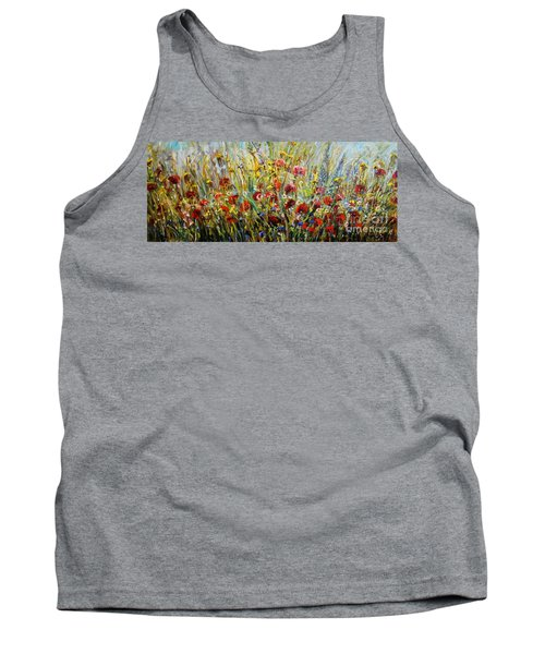 Fields Of Dreams Tank Top