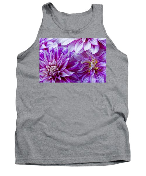 Filling The Frame Tank Top