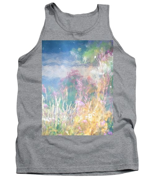 Fireweed Number 9  Tank Top by Brian Boyle