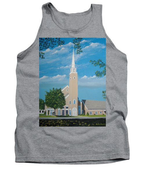 First Congregational Church Tank Top