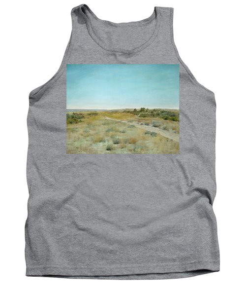 First Touch Of Autumn Tank Top
