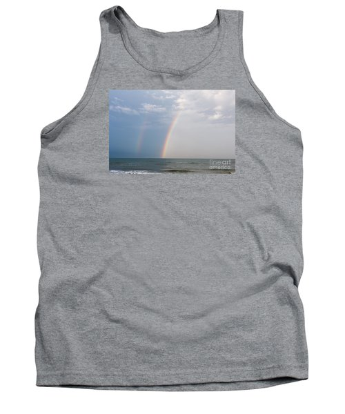 Fishing For A Pot Of Gold Tank Top