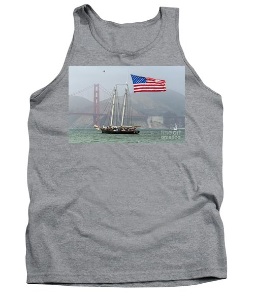 Flag Ship Tank Top