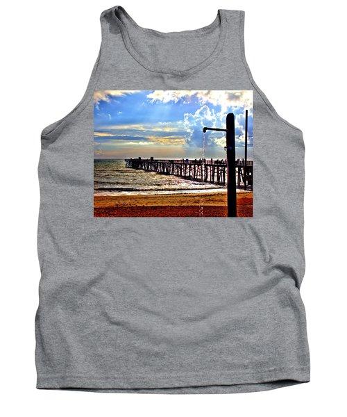 Flagler Pier Heaven Tank Top
