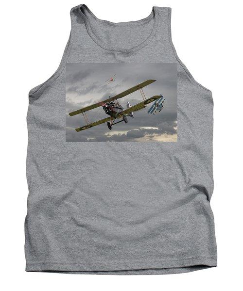 Flander's Skies Tank Top