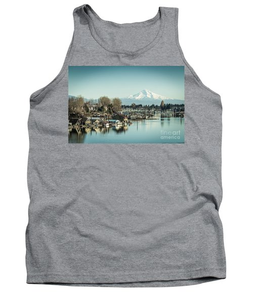 Floating World Tank Top