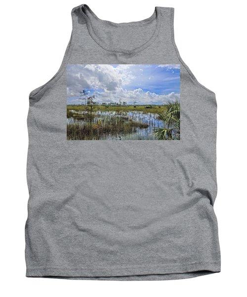 Florida Everglades 0173 Tank Top