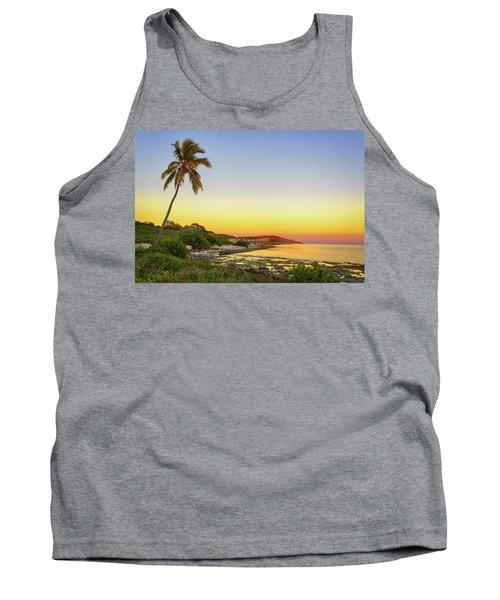 Florida Keys Sunset Tank Top