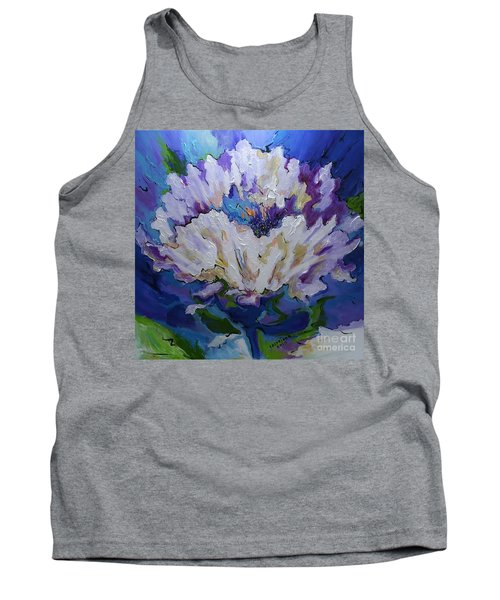 Flower For A Friend Tank Top