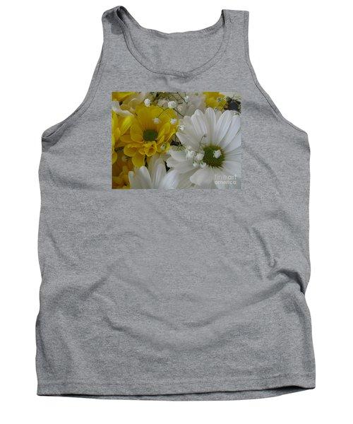 Flower Mix Tank Top