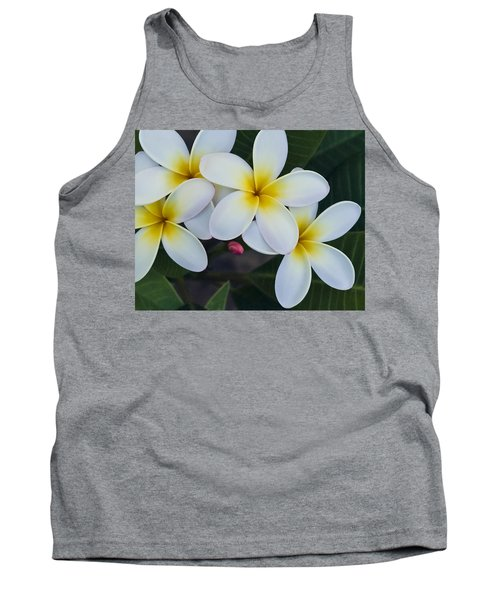 Flowers And Their Bud Tank Top