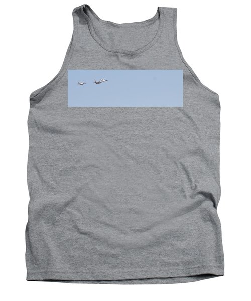 Fly Away Tank Top by David S Reynolds