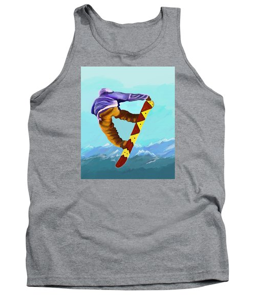 Flying High Tank Top