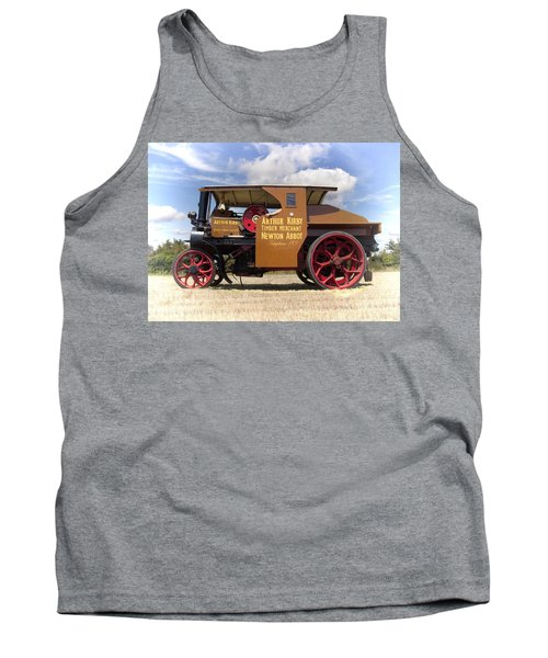Foden Tractor Tank Top