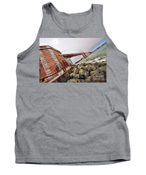 Foggy Gates Tank Top