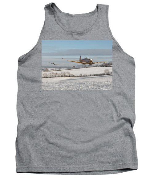 Follow My Leader Tank Top by Pat Speirs