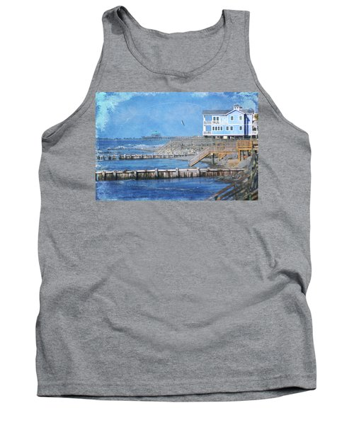 Folly Beach Tank Top
