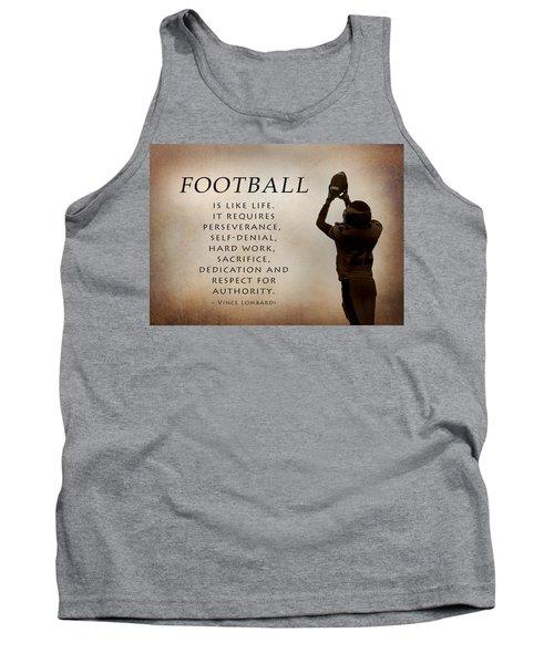 Football Tank Top